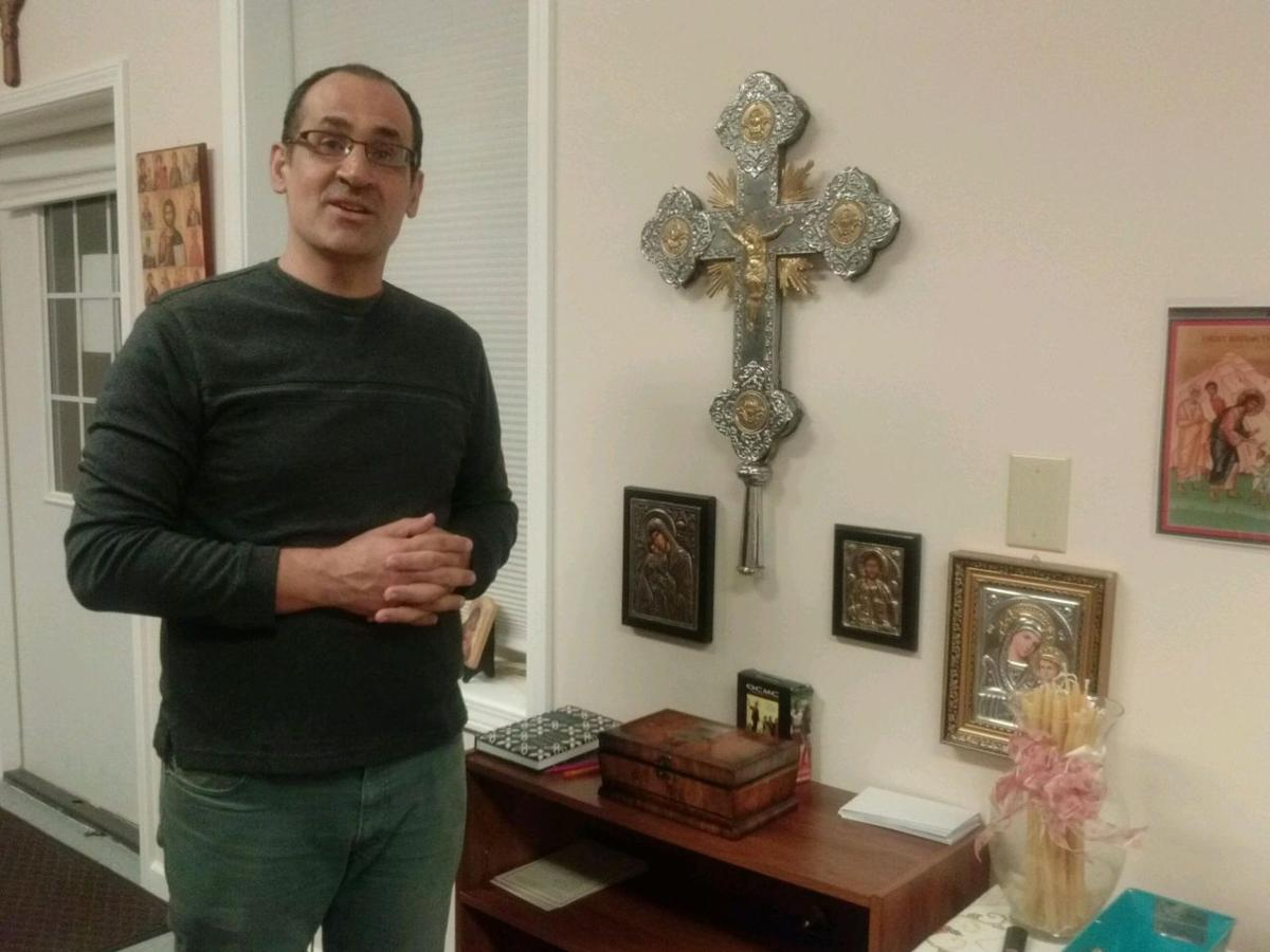Church co-founder discusses significance of church cross
