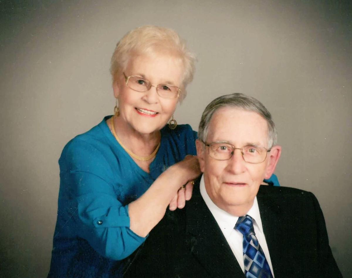Linda and John McLain