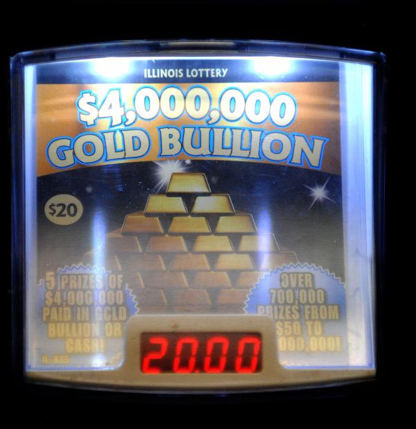 Du Quoin man wins $4 million in Illinois Lottery | Local