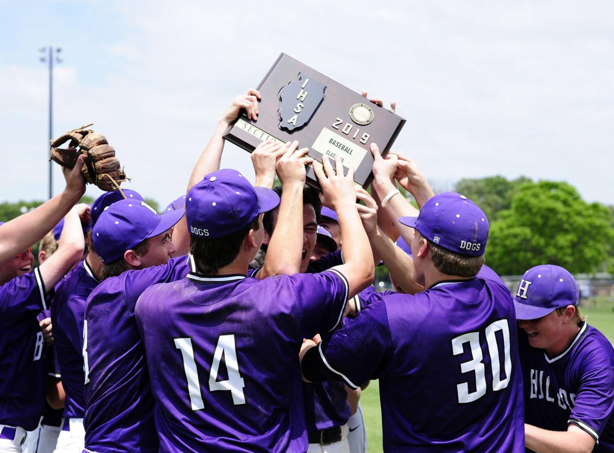 Prep Baseball Harrisburg Ups Win Streak To 19 With Sectional Victory Over Nashville Varsity Baseball Thesouthern Com