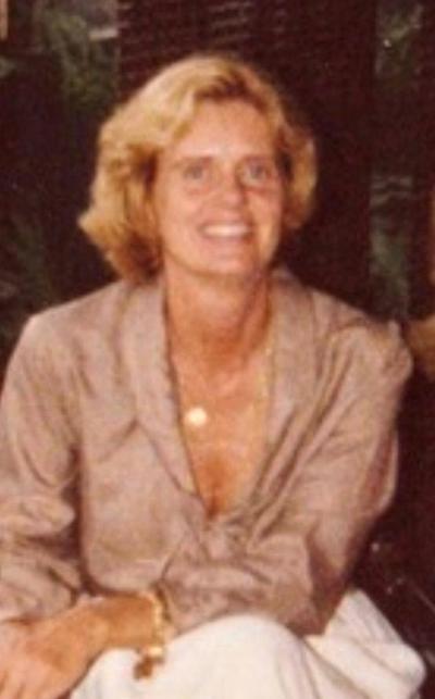 Sarah 'Sally' Lewis Williams