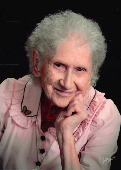 Vivian May Crofts