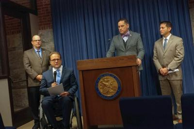 ethics reform news conference
