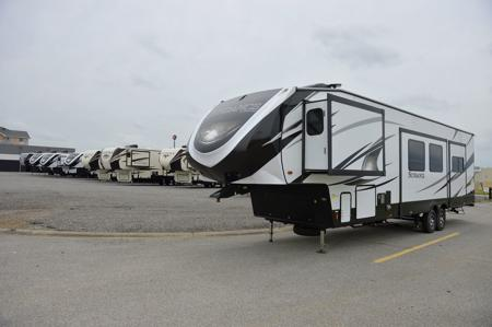 Here they grow again: Black Daimond owners open RV supercenter in Marion - Please turn images on