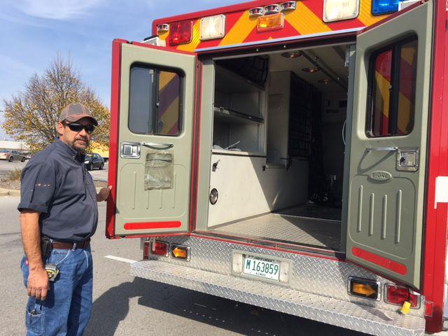 Vergennes Truck Donation