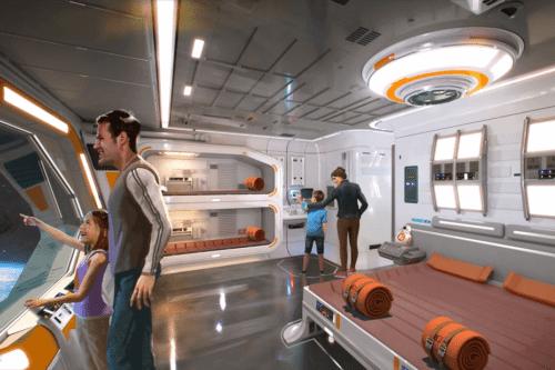 Immersive 'Star Wars' Hotel Is Coming To Walt Disney World