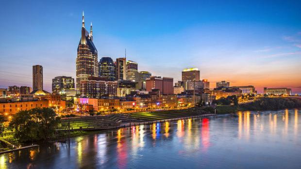 Hotels com Nashville Increase