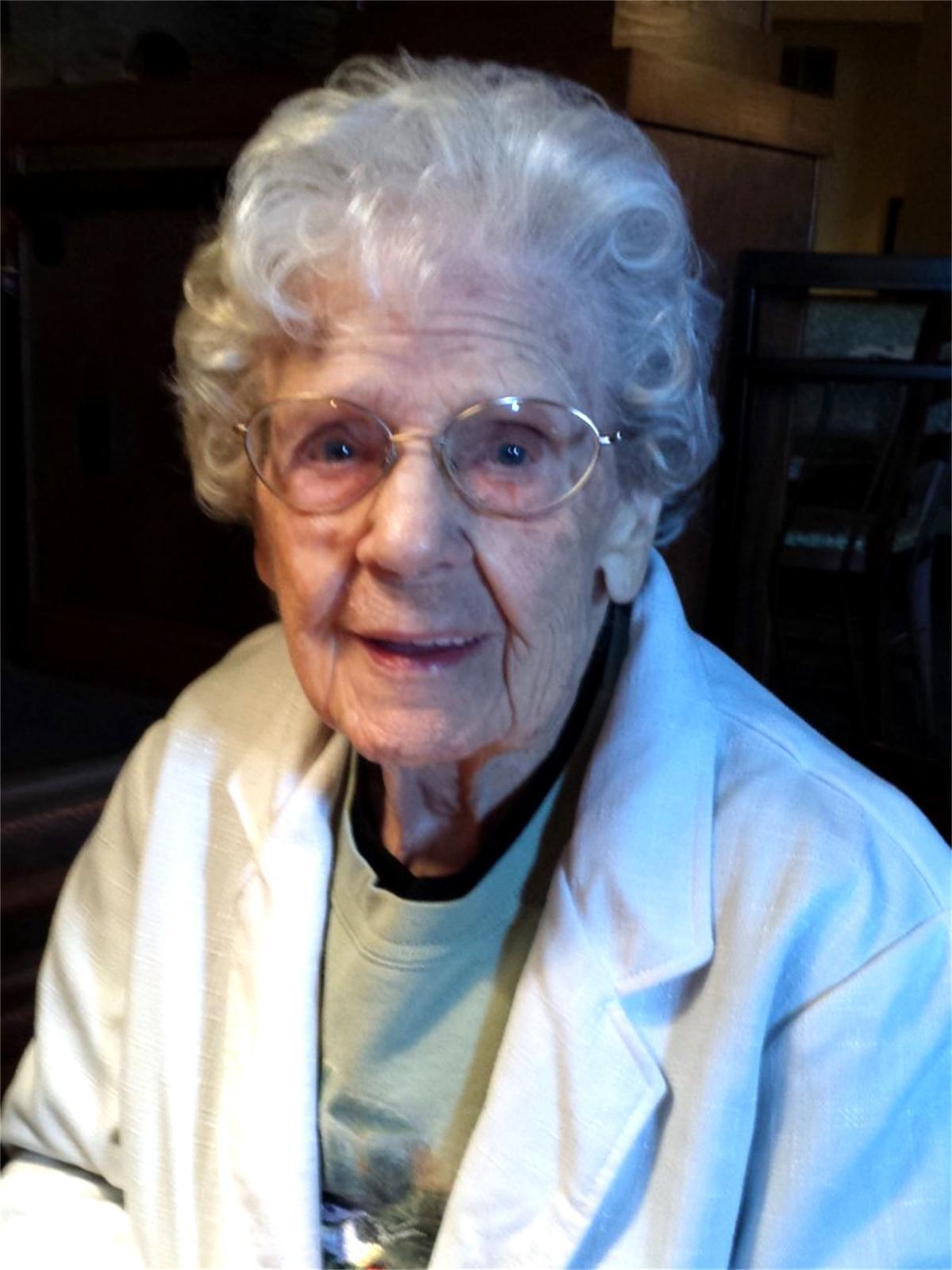 June Eunice Hogg