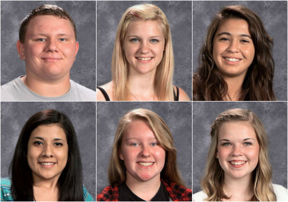 2016 Honors: Cobden High School