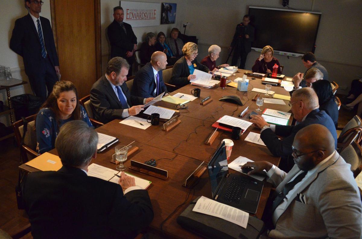 SIU Board of Trustees Nov 9 2018