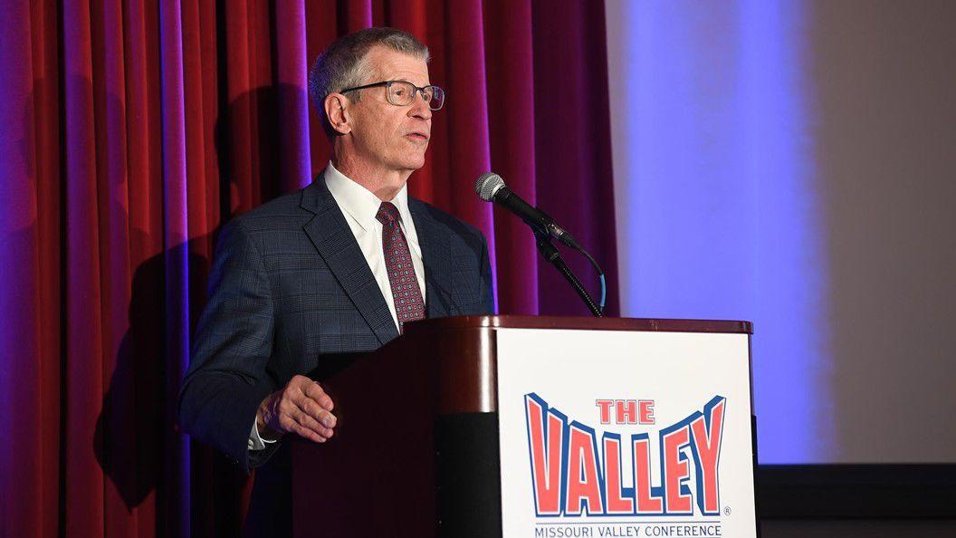 Doug Elgin MVC commissioner 1