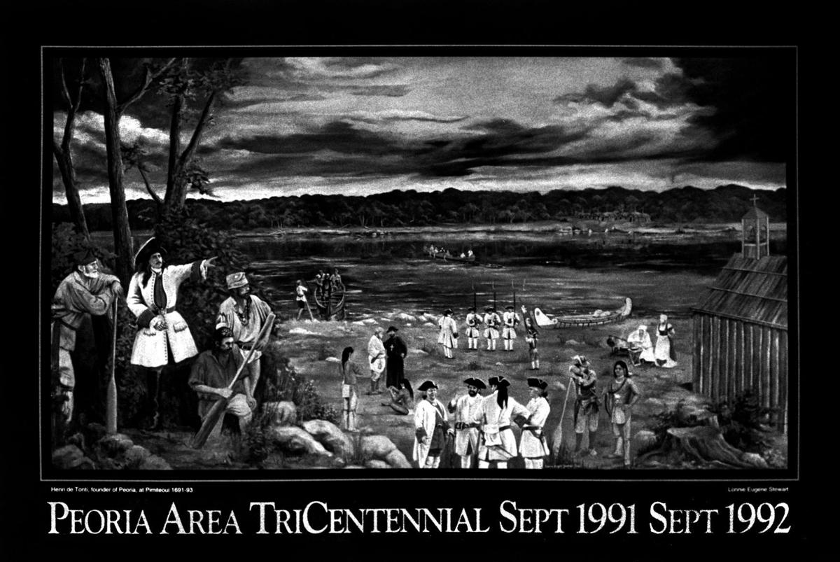 Dueling Peoria - Tricentennial