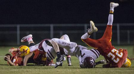 Check out photos from Week 8 in prep football - Please turn images on