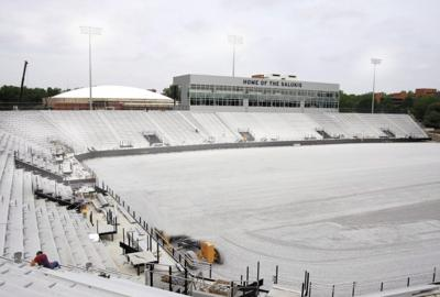 MAG new football stadium