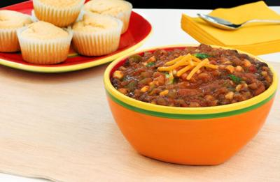 Recipe of the Day: Vegetarian Bean Chili