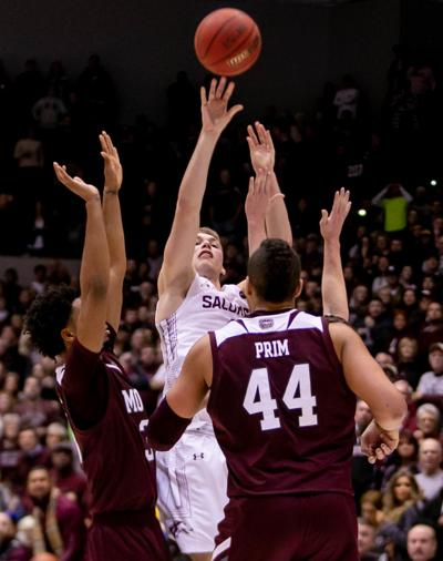 PHOTOS: Missouri State Bears at SIU Salukis Basketball