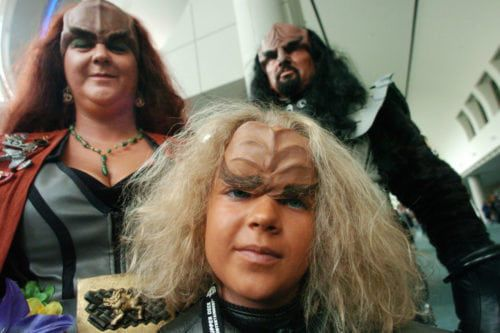 You Can Learn Klingon For Free With Daily 5-Minute Lessons (You're Welcome)