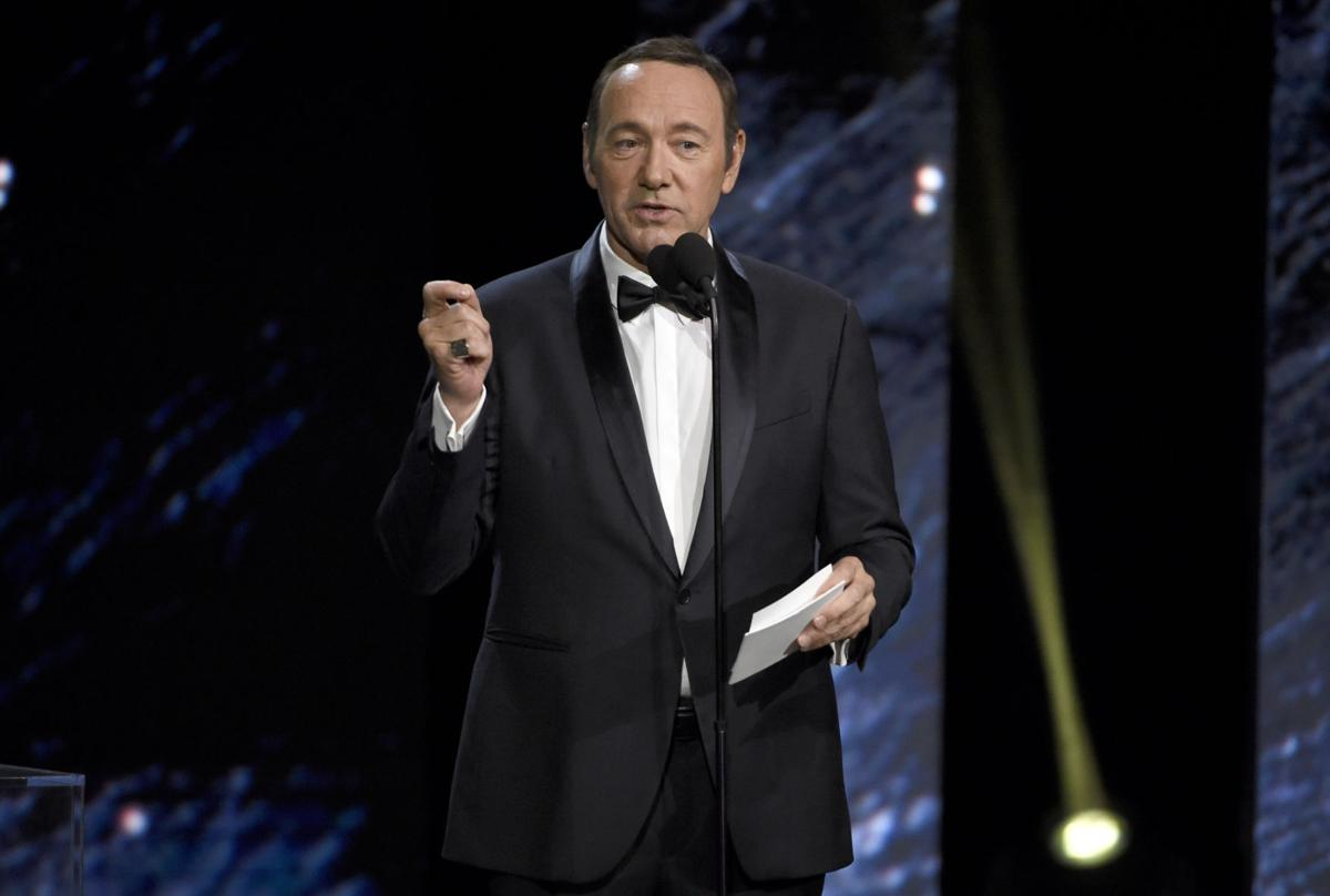 Britain-Kevin Spacey