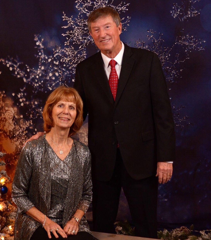 Becky and John Clark