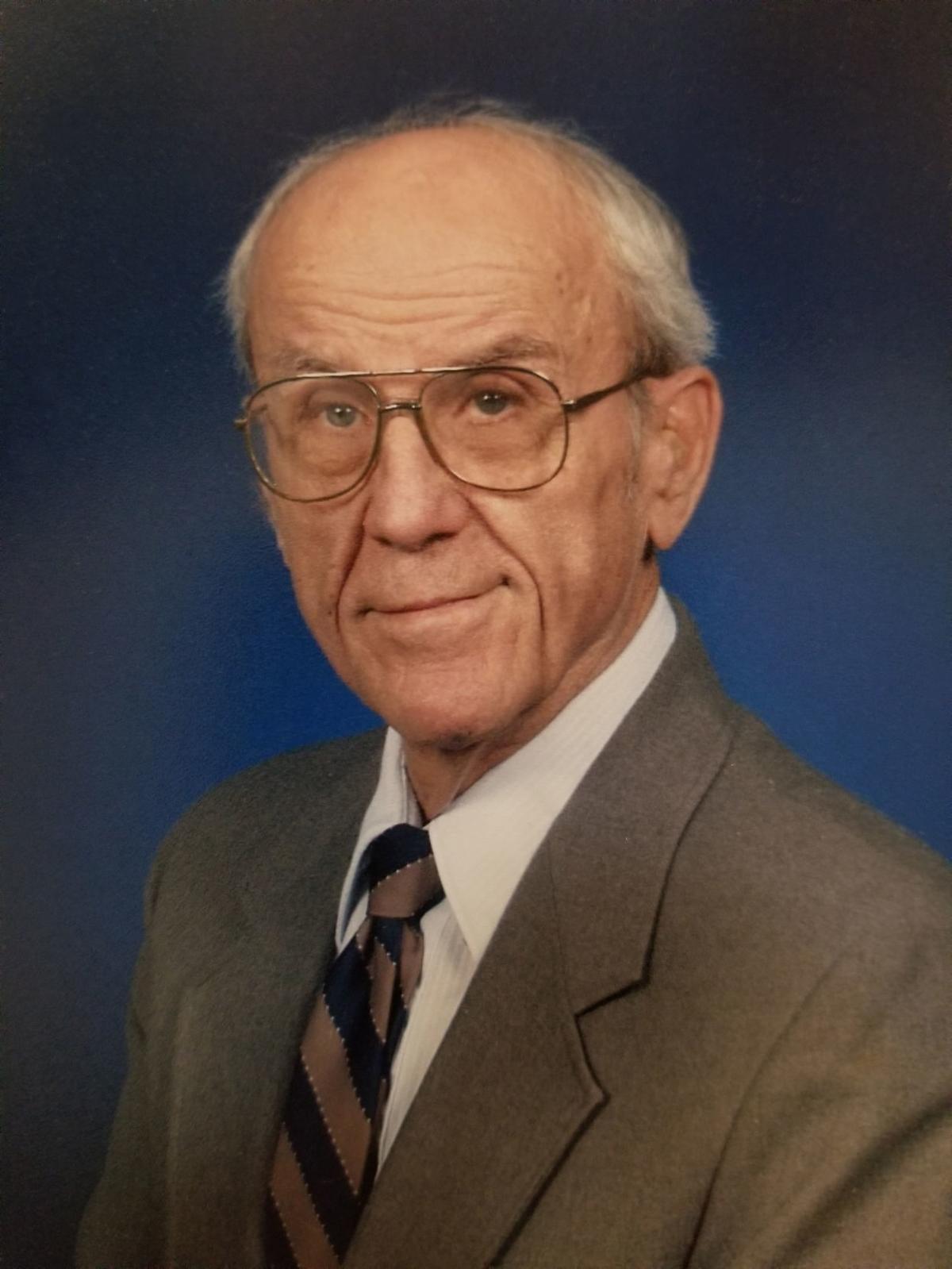 Rev. Floyd Irvin Hale