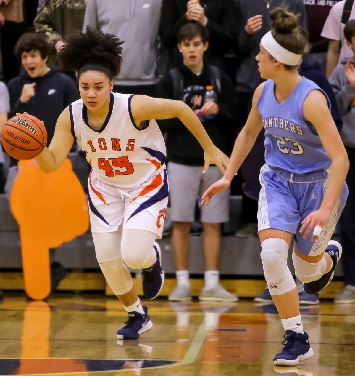 PHOTOS: Pinckneyville at Carterville Girl's Basketball