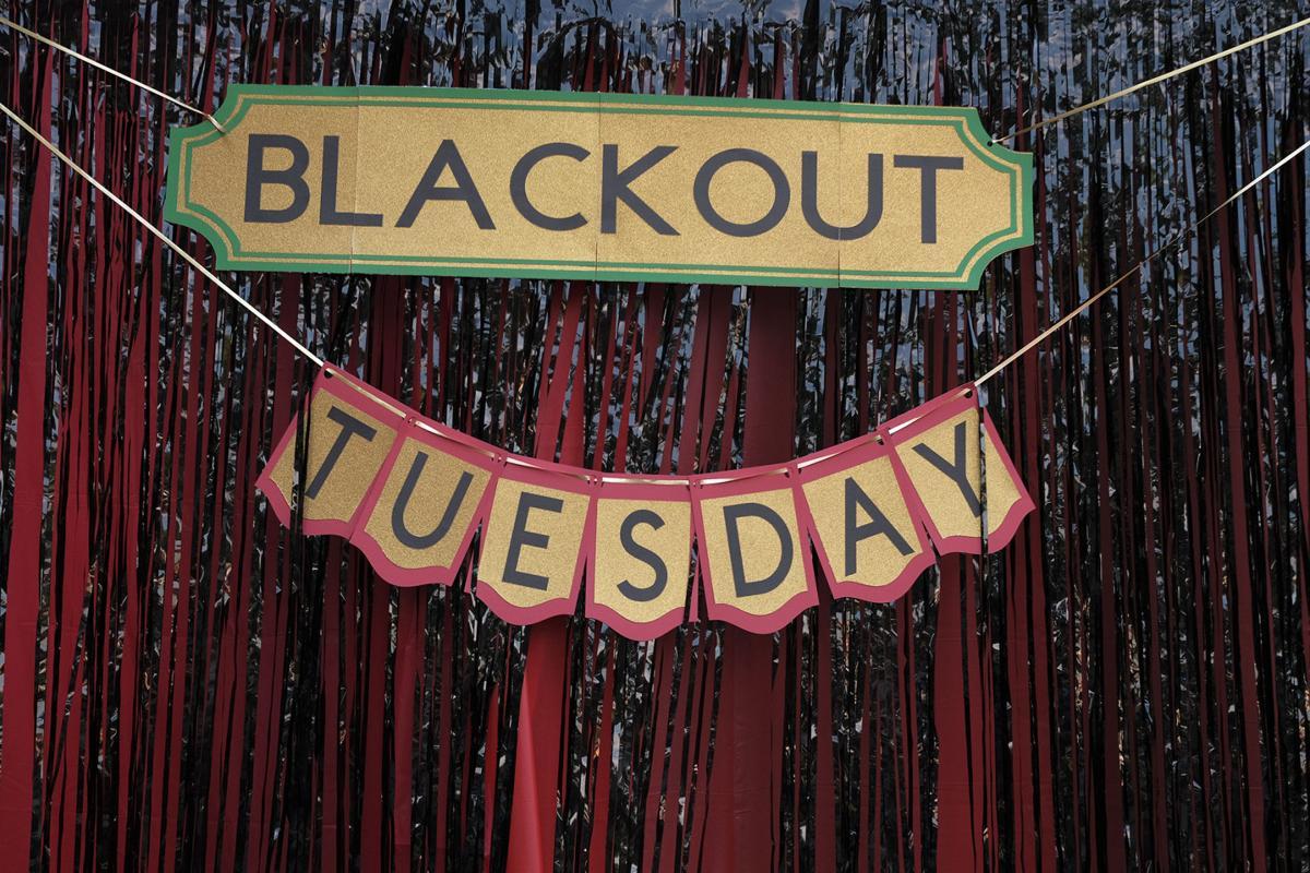 BlackOut Tuesday 2020 — 3