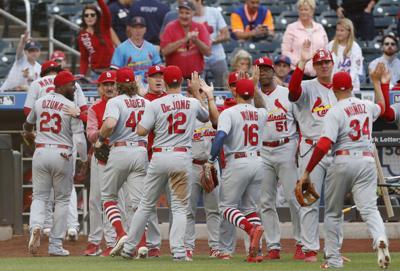 Cardinals Mets Baseball
