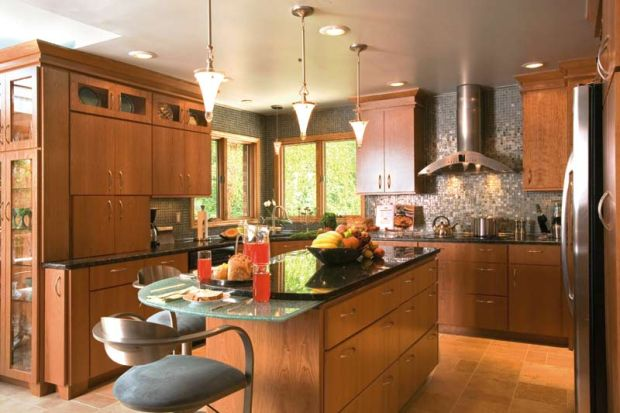 Business : Design Gallery - Full Kitchen Planing Drowing