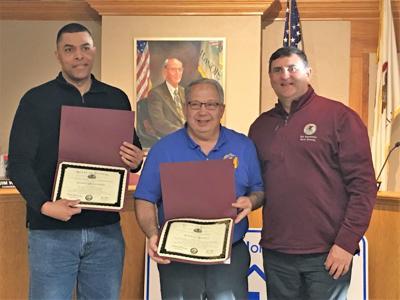 Marion City Council meeting April 15, 2019