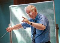 The Music Man: After decades of service, Michael Hanes says goodbye