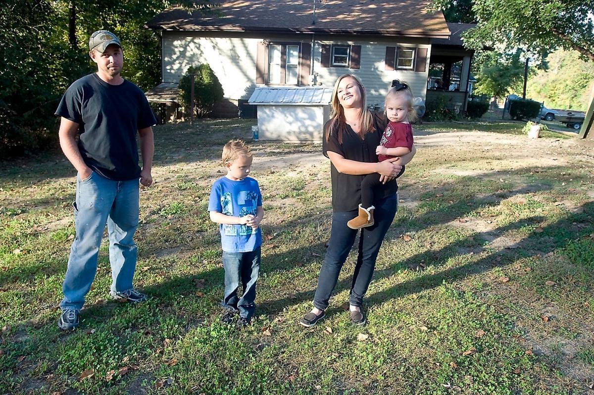 Couples buys next-door lot in Murphysboro