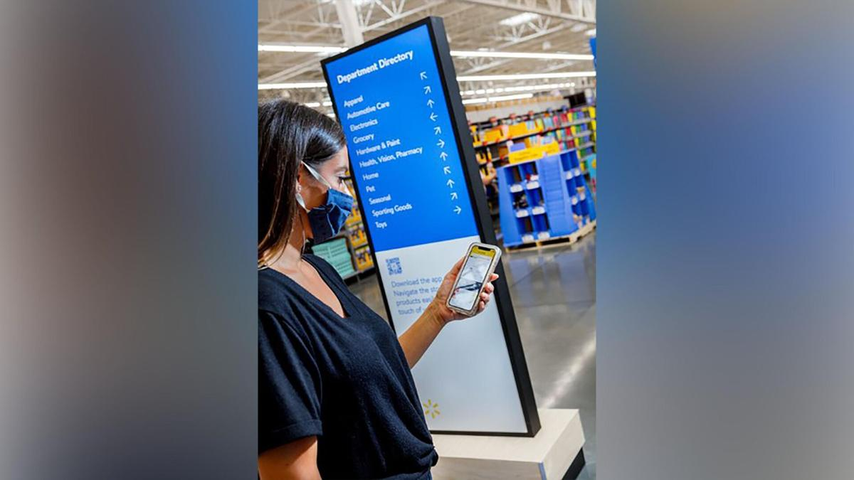 Walmart is redesigning its stores. This is what they'll look like