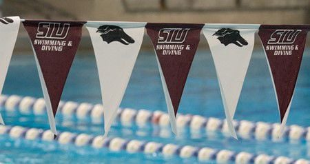 SIU Swimming and Diving