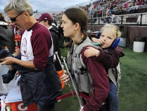 Year after year, Marching Salukis Alumni keep coming back for homecoming