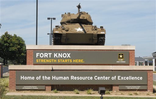Fort Knox Shooting