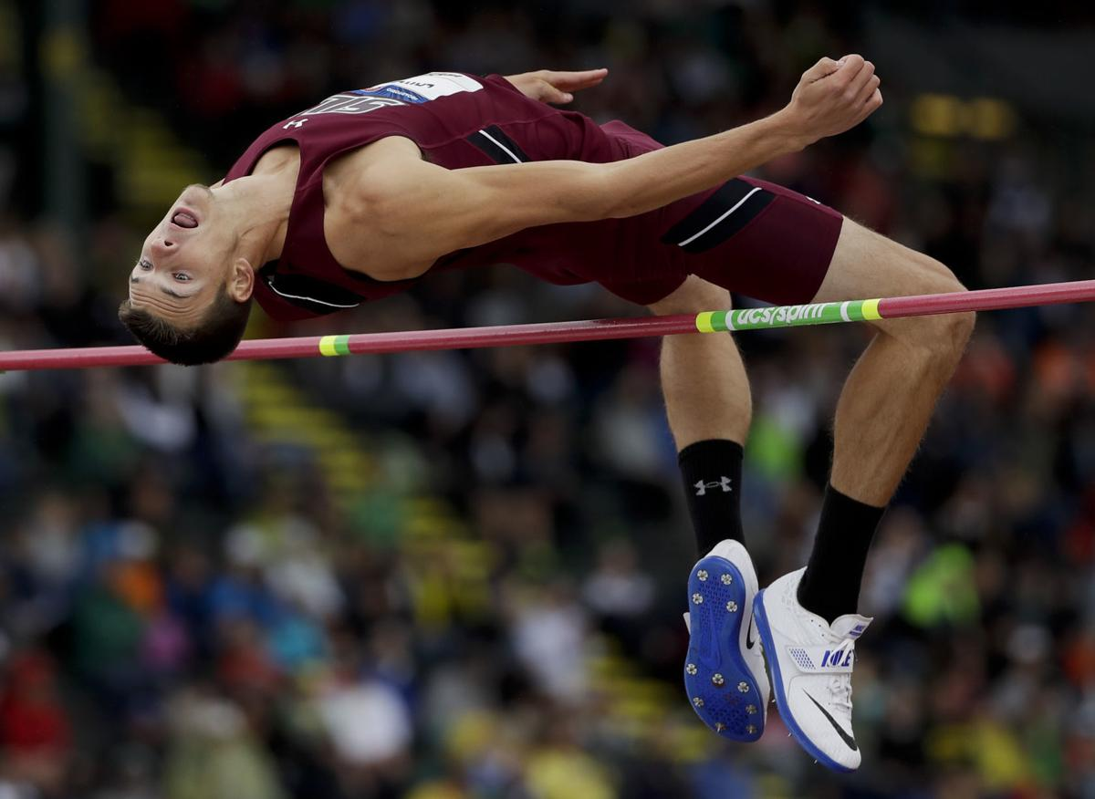 No. 10 - Landon ends remarkable track and field career