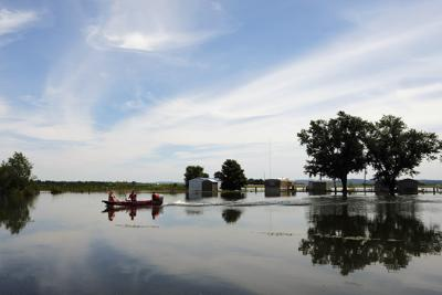 Flood boat (copy)