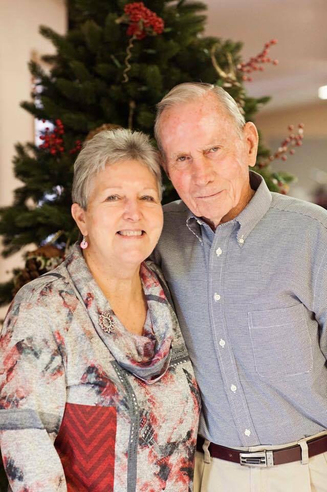 Jan and Floyd Allen