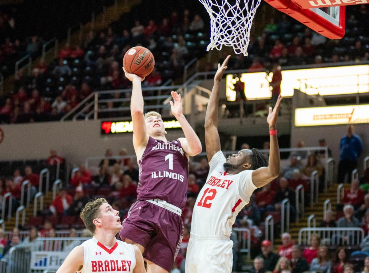 SIU Bradley Basketball
