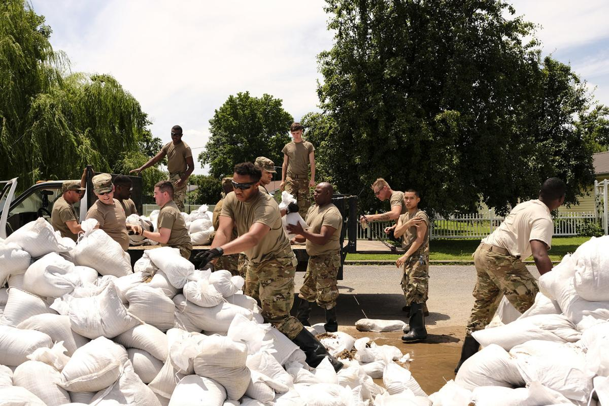 Flood National Guard