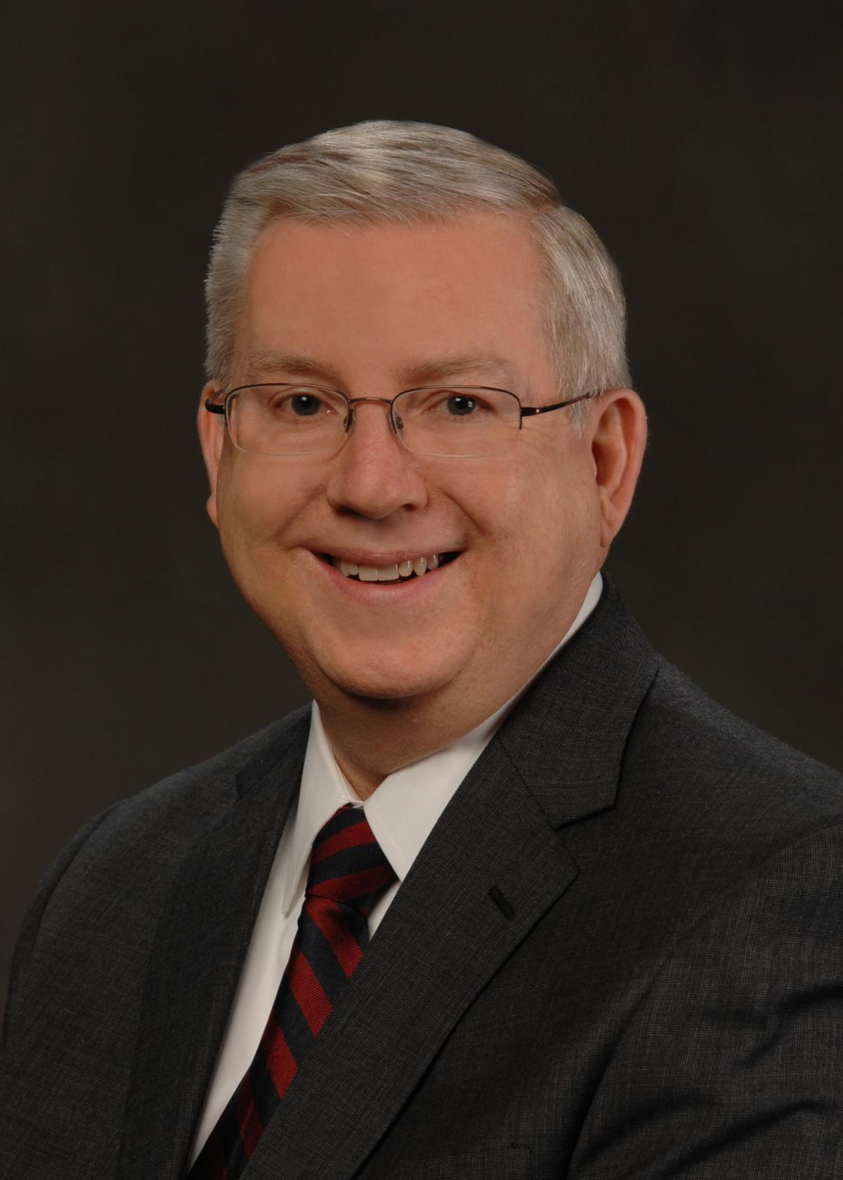 Ted Grace, director of the Southern Illinois University Carbondale Student Health Center