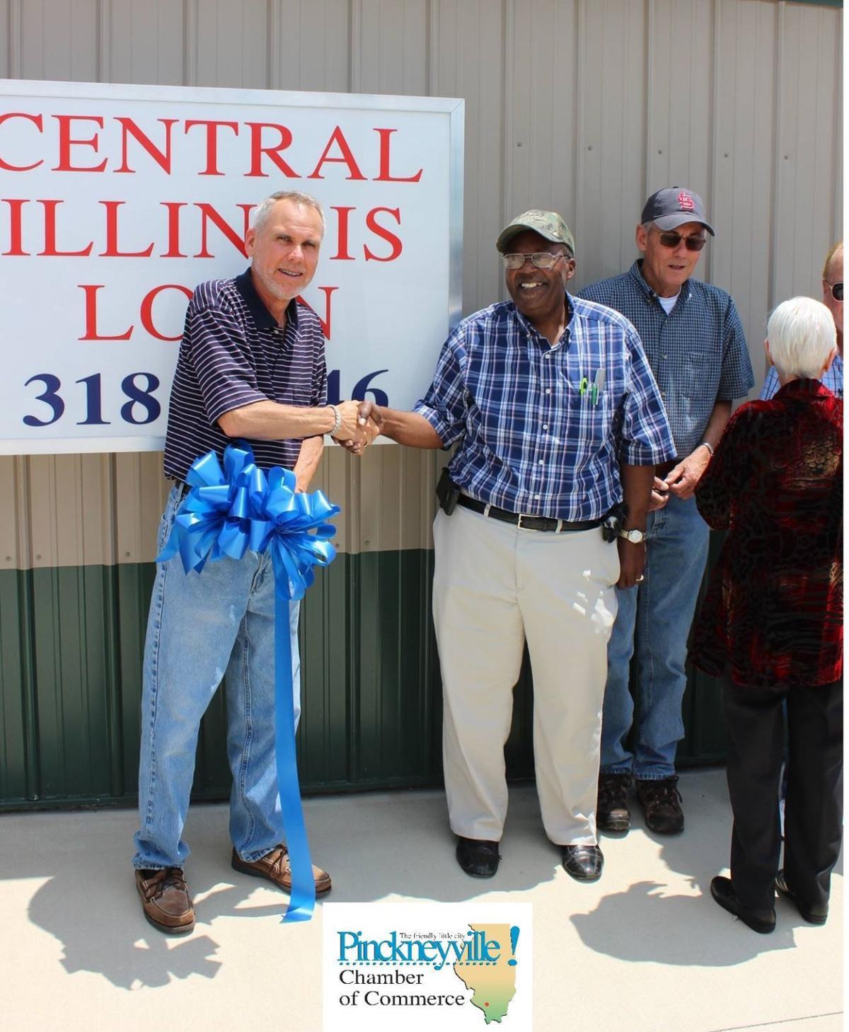 Central Illinois Loans opens branch in Pinckneyville