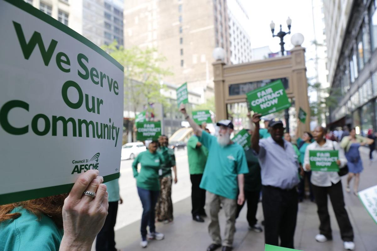 Voice Of The Southern Afscme Looks To Flout Taxpayers