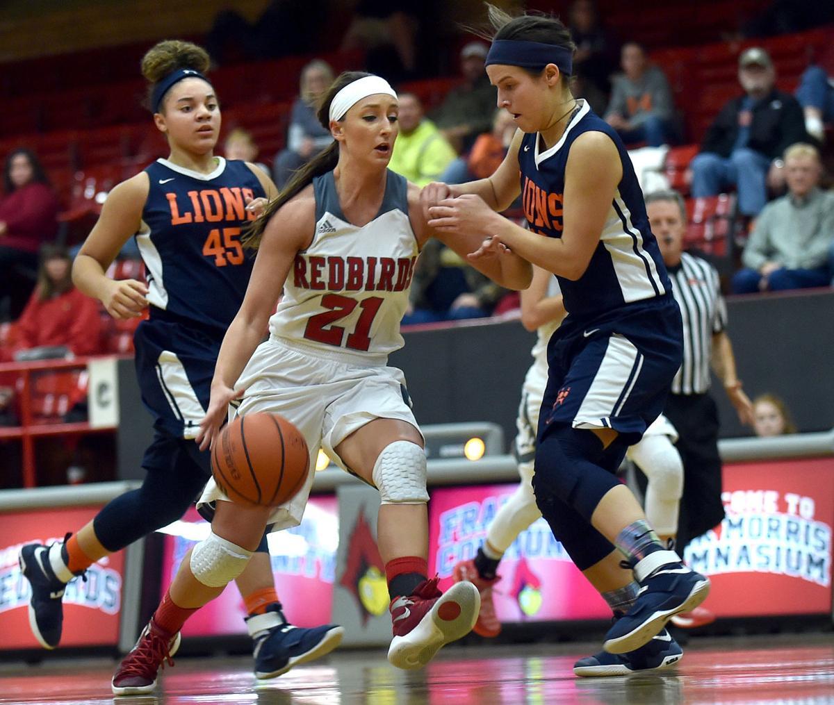 Girls Basketball: Redbirds Host Lady Lions