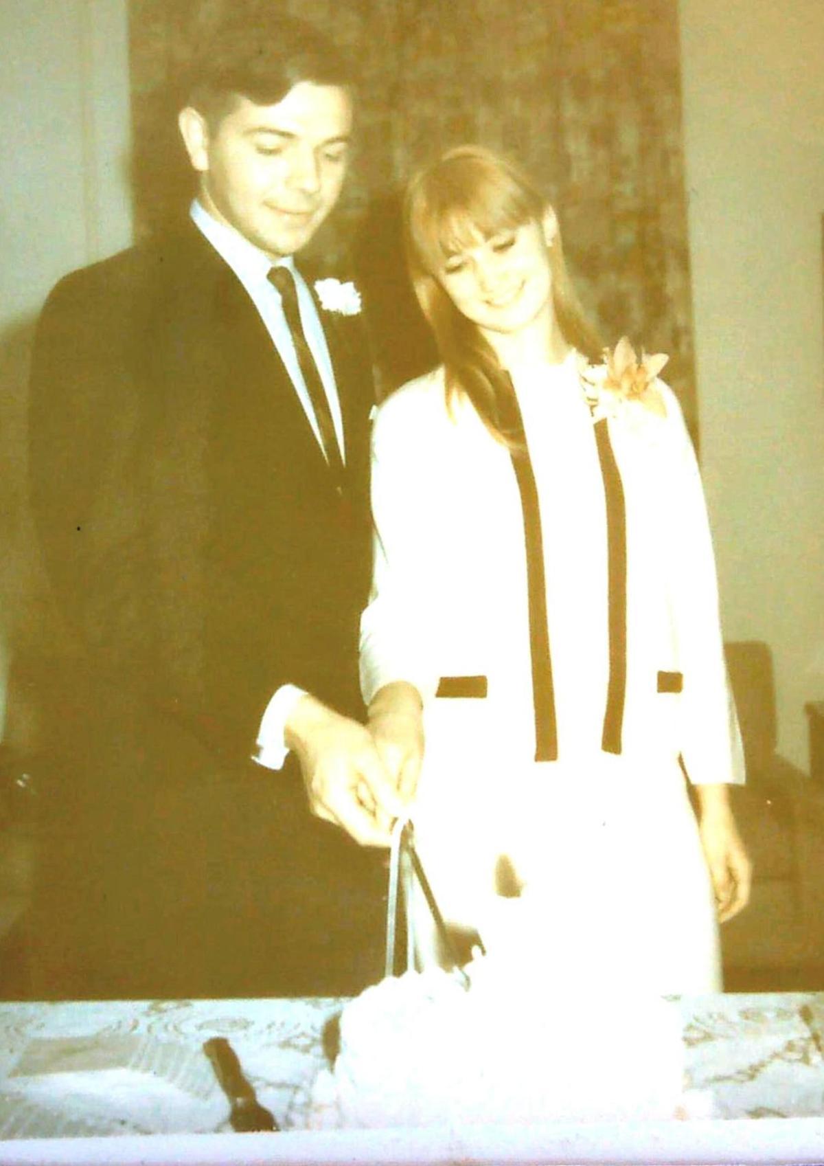 Pat and Ann Garrett