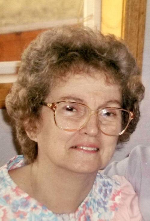 Sue Carolyn Bahr