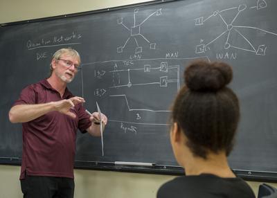 COS Physics Mark Byrd Class Lab