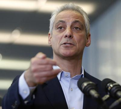 Chicago gets some pension relief as Rauner veto overridden