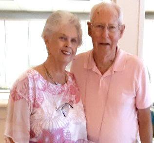 Judy and Bill Schwegman