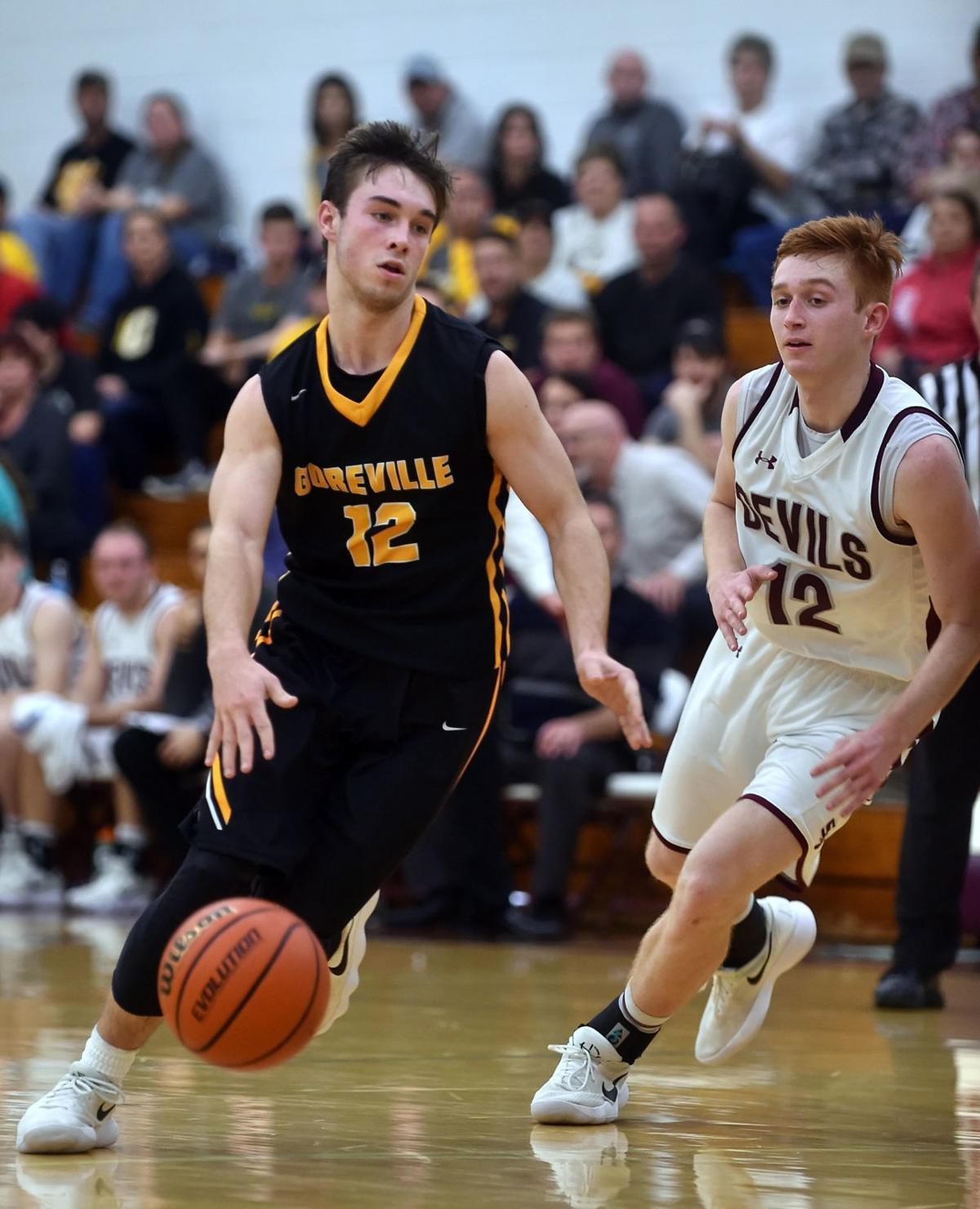 Prep boys basketball: Sesser-Valier defeats Goreville